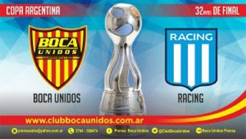 copa argentina racing boca unidos
