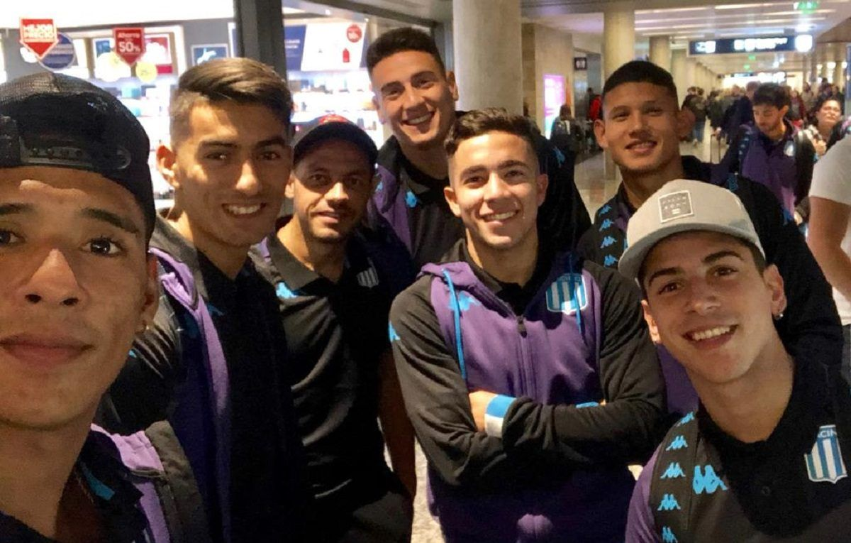 racing pretemporada estados unidos
