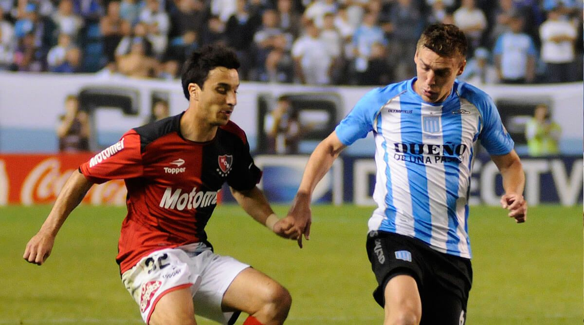 Racing Newell's old boys historial